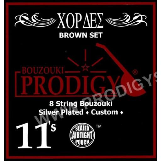 8string Bouzouki Strings