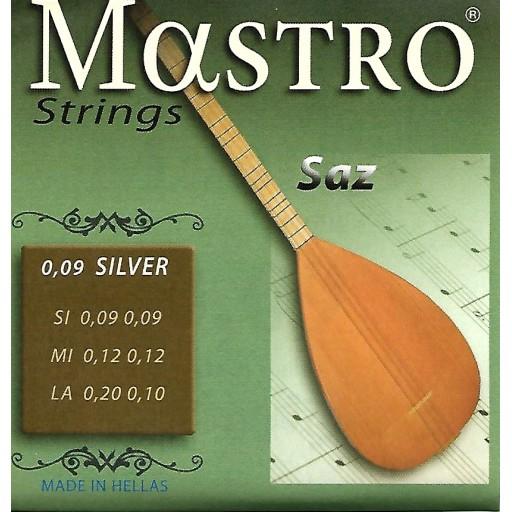 Saz-Tabouras Strings
