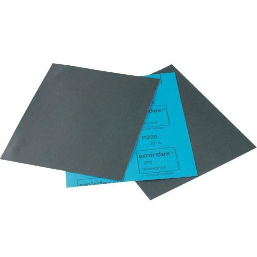 Waterproof Sanding Abrasive Papers